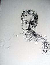ANDRE DERAIN - Litografia original DLM - Marzo de 1957.COA