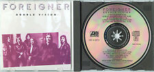 FOREIGNER Double Vision 1978 GERMANY CD wie NEU! MINT rare Hot Blooded no target