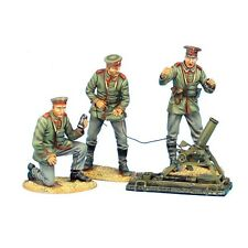 GW009 German Trench Mortar Team - Wurttemberg Co. 307 by First Legion