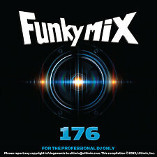 Funkymix 176 CD Ultimix Records Miley Cyrus Eminem Chris Brown Juicy J