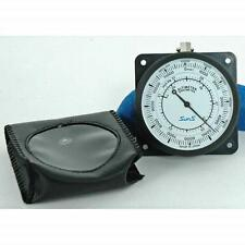 Suns SB-400 Altimeter/Barometer - Easy-To-Read Dial, Features A Mounting Plate