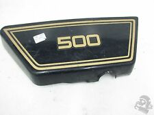 1978 Yamaha XS500 Right Side Cover Frame Cover 1A8-21721-00-R7