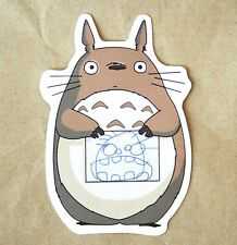 Totoro PVC Sticker Luggage Laptop Studio Ghibli Cute Drawing Miyazaki Japanese