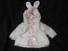 Bunnies By The Bay Baby Bunny Cuddle Coat Outfit Jacket Easter Costume 0-12 Girl