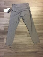 NWT Lululemon High Times Pant Hsl Heather Grey Sz 8 New Rare