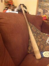Vintage Early Tryon Wood Baseball Bat Philadelphia,PA. 34 1/2""