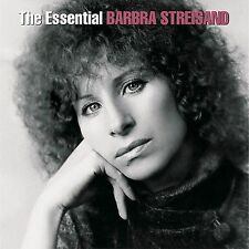The Essential Barbra Streisand by Barbra Streisand (CD, Jan-2002, 2 Discs, Colum