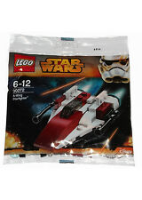Lego Star Wars A-Wing Starfighter Mini Polybag 30272 New & Sealed Rare 2015 Neuf
