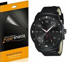 6X Supershieldz HD Clear LCD Screen Protector Shield Saver LG G Watch R