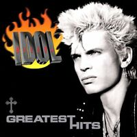 BILLY IDOL ( NEW SEALED CD ) GREATEST HITS / THE VERY BEST OF / COLLECTION
