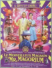 Affiche LE MERVEILLEUX MAGASIN DE Mr. MAGORIUM Zach Helm NATALIE PORTMAN 40x60*