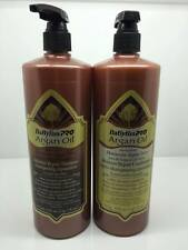 Babyliss Pro Moroccan Argan Oil Shampoo & Conditioner 975ml WITH PUMP