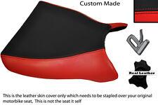RED & BLACK CUSTOM FITS KAWASAKI NINJA ZXR 750 89-90 (H) FRONT SEAT COVER