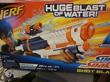 Brand New NERF Super Soaker SHOT BLAST Blaster EXCLUSIVE With TARGETING SCOPE