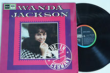 WANDA JACKSON -Made In Germany- LP