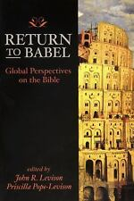 NEW Return to Babel by Levison Paperback Book (English)