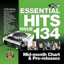 DMC Essential Hits 134 Chart Music DJ CD