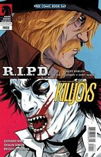 TRUE LIVES OF THE FABULOUS KILLJOYS / MASS EFFECT / R.I.P.D DARK HORSE FCBD 2013