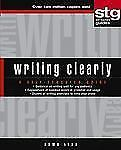 Writing Clearly: A Self-Teaching Guide by Dawn Sova Paperback Book (English)