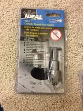 """Ideal 36-301 TKO Carbide Tipped Hole Cutter 7/8"""" NEW"""