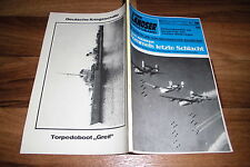 LANDSER GROßBAND # 469 -- ROMMELs LETZTE SCHLACHT // der erzwungene Tod / 1978