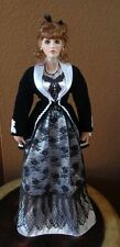 Marilynn Aldred Exclusively Yours Titanic Molly Brown Porcelain Doll Le 192/500