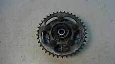 1993 Honda CB750 Nighthawk CB 750 H962. rear sprocket and carrier