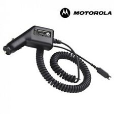 Motorola Car Charger for Motorola E398, E815, E1, V265, V300, V400, V500 & more