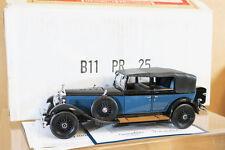 DANBURY MINT B11PR25 1/24 1929 ROLLS ROYCE PHANTOM I CABRIOLET de VILLE MIB ni