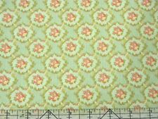 Moda Fig Tree Quilts Mill House Inn French Rose Wallpaper Pond Fabric