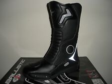 Joe Rocket Ballistic Motorcycle Touring Boot Black Size 11 Mens Street