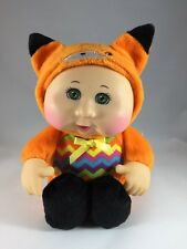 Cabbage Patch Kids Cuties Doll - American Fox Mignon Plush Around the World Baby