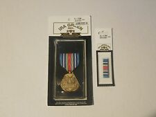 US War on Terrorism Expeditionary Medal and Ribbon by Ira Green