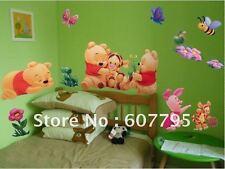 Winnie, Tigger, lechón pegatinas de pared calcomanía children/nursery/kids / Girls/boys habitación
