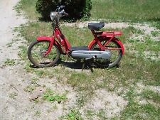 BARN FIND  VESPA MOPED VESPA CIAO MOPED ARMY MOPED