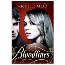 Bloodlines Mead, Richelle Books-Good Condition