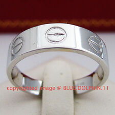 Solid 9ct White Gold Mens Engagement Wedding Signet Bling Rings Band Jewellery