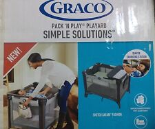 Affordable Graco Pack 'n Play Play Yard Simple Solutions - Sketch Safari