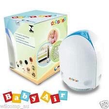 BabyAir AIRFREE®  Air Purifier Sterilizer Asthma Allergies