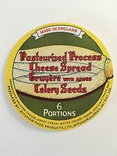 Antique Packaging Label Cheese Gruyere Paper Graphics Vintage
