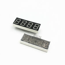 0.56 inch 4 digit Red led display 7 segment Common Anode NEW