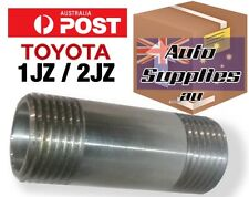 Toyota 1JZ 2JZ Water Block Oil Filter Delete Union Stud
