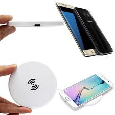 Ultra-thin Qi Wireless Charger Charging Pad for Samsung Galaxy S7/S7 Edge