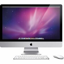 "Like New! Apple iMac 27"" Quad Core i5 2.8Ghz 1TB HDD El Capitan Warranty A1312"