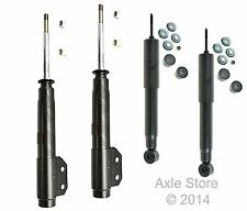 4 New Shocks Struts Full Set Lifetime Warranty #40273 Fits Geo Tracker Sidekick