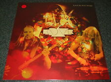 KADAVAR-LIVE IN ANTWERP-2014 2xLP RED VINYL-LIMITED TO 200-NEW & SEALED