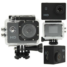 for SJ4000 Waterproof Sports DV 720P HD Video Wearable Camera Camcorder Black