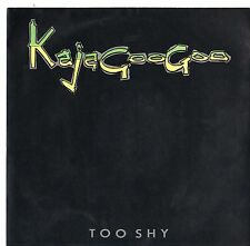 "Kajagoogoo - Too Shy 7"" Single 1982"