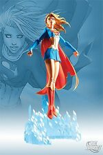DC MICHAEL TURNER SUPERGIRL STATUE 1/6 SCALE FULL SIZE RESIN STATUE BRAND NEW