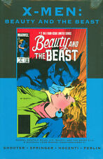 X-MEN: BEAUTY AND THE BEAST HARDCOVER Marvel Premiere Classic DM VARIANT #98 HC